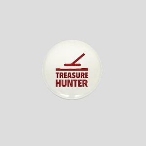 Treasure Hunter Mini Button