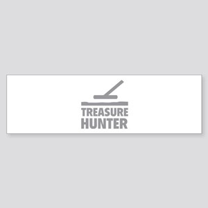 Treasure Hunter Sticker (Bumper)