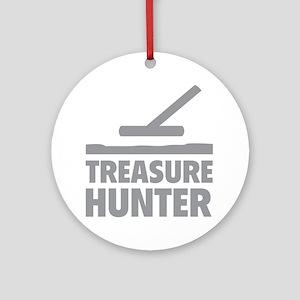Treasure Hunter Ornament (Round)