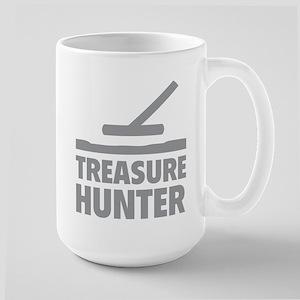 Treasure Hunter Large Mug