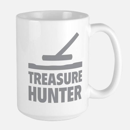 Treasure Hunter Large Mug