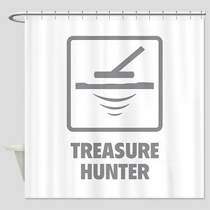 Treasure Hunter Shower Curtain