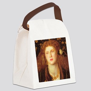 Rossetti Canvas Lunch Bag