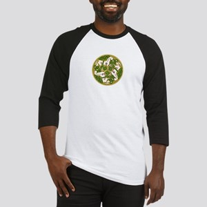 Celtic Horse Disc Baseball Jersey