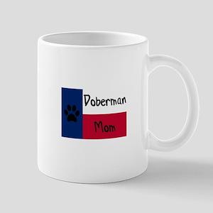 Doberman Mom Mugs