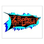 Poppermost Breakthru Small Poster 16x20