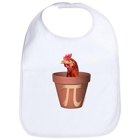 Chicken Pot Pi Bib