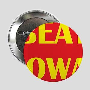 "Beat Iowa (Red/Yellow) 2.25"" Button"