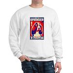Obey the SPRINGER Spaniel! Sweatshirt