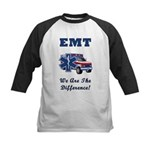 EMT We Are The Difference Kids Baseball Jersey
