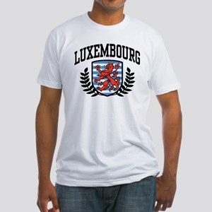 Luxembourg Fitted T-Shirt