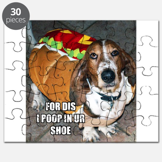 Grumpy Basset Puzzle