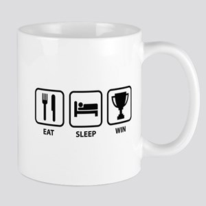 Eat Sleep Win Mug