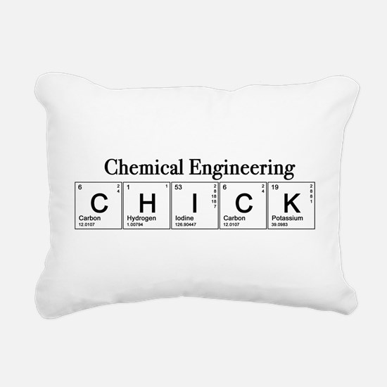 Unique Chemical engineering Rectangular Canvas Pillow