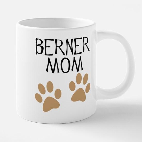 Big Paws Berner Mom Mugs