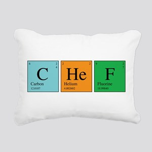 chem_chef Rectangular Canvas Pillow