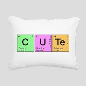 cute_color Rectangular Canvas Pillow
