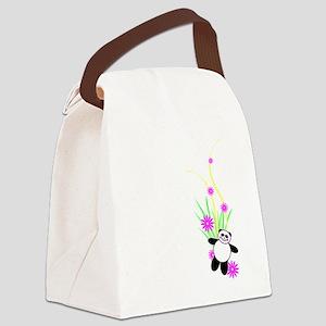 pandalong Canvas Lunch Bag