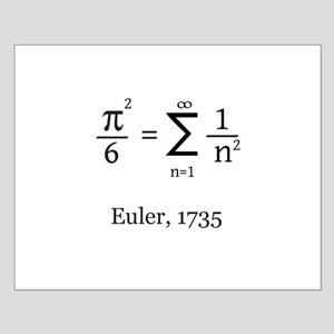 Eulers Formula for Pi Small Poster