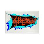 Poppermost Breakthru Magnet 2.12x3.12