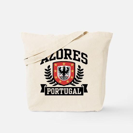 Azores Portugal Tote Bag