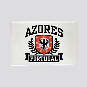 Azores Portugal Rectangle Magnet