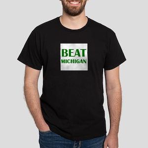 Beat Michigan Dark T-Shirt