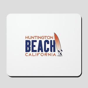 Huntington Beach Mousepad