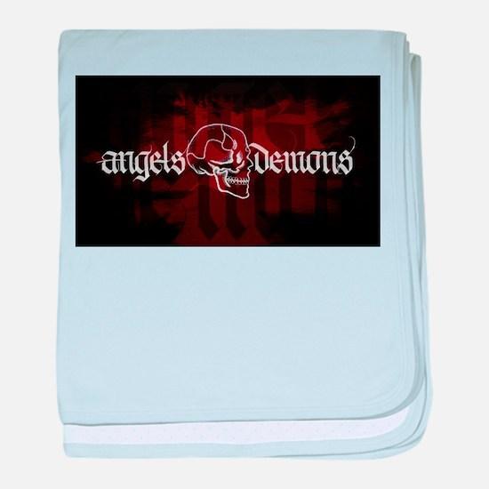 Angels Demons - Hellfire Edition baby blanket