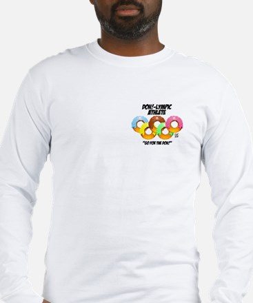 """DOH!-LYMPIC ATHLETE"" Long Sleeve T-Shirt"