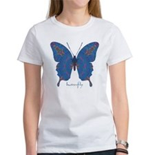 Togetherness Butterfly Women's T-Shirt