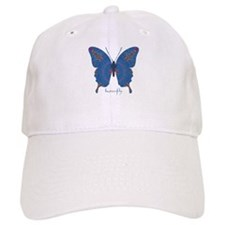Togetherness Butterfly Cap