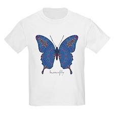 Togetherness Butterfly Kids Light T-Shirt