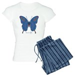 Togetherness Butterfly Women's Light Pajamas