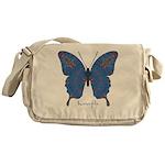 Togetherness Butterfly Messenger Bag
