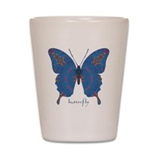Togetherness Butterfly Shot Glass