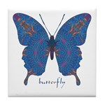 Togetherness Butterfly Tile Coaster