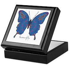 Togetherness Butterfly Keepsake Box