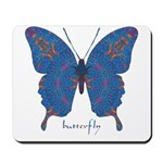 Togetherness Butterfly Mousepad