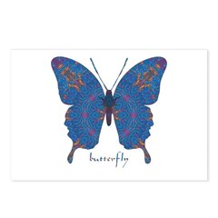 Togetherness Butterfly Postcards (Package of 8)