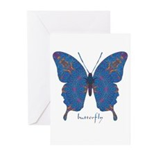 Togetherness Butterfly Greeting Cards (Pk of 10)