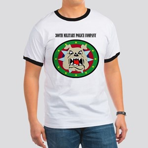 DUI - 300th Military Police Co with text Ringer T