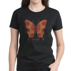 Beloved Butterfly Women's Dark T-Shirt