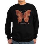 Beloved Butterfly Sweatshirt (dark)