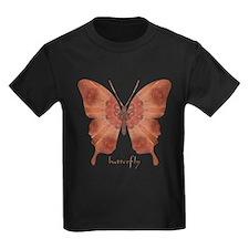 Beloved Butterfly Kids Dark T-Shirt