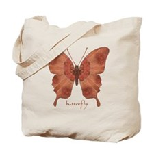 Beloved Butterfly Tote Bag