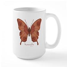 Beloved Butterfly Large Mug