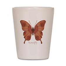 Beloved Butterfly Shot Glass