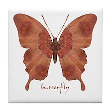 Beloved Butterfly Tile Coaster