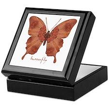 Beloved Butterfly Keepsake Box